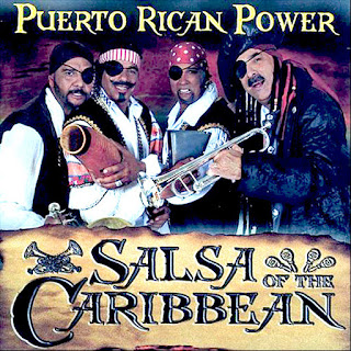 salsa caribbean puerto rican power