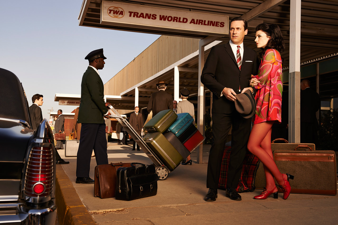 Secret oranges mad men season 7 Mad style fashion life trend