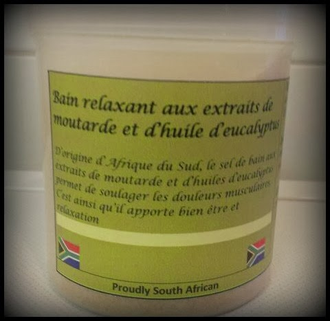 South African Bath Salts