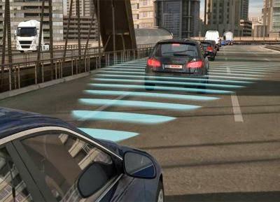 Conducere autonoma Bosch