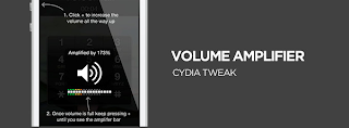 Naikan Volume iPhone Hingga 200% Dengan Tweak Volume Amplifier