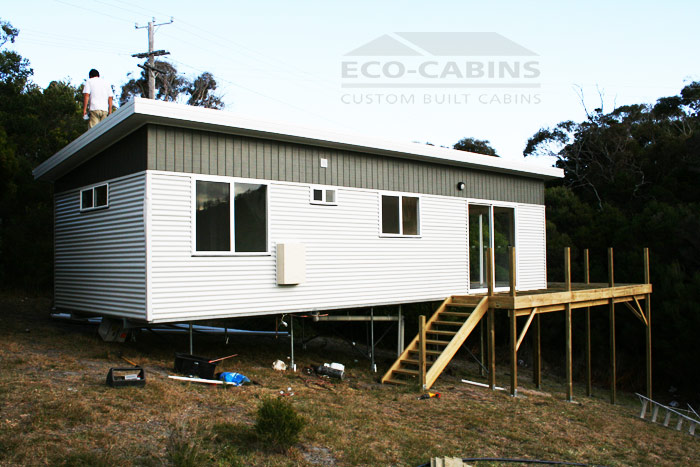 Prefab homes and modular homes in Australia: EcoCabins