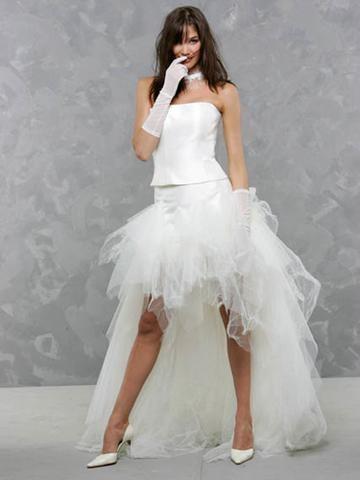 Mariage et collections: La robe de mariée