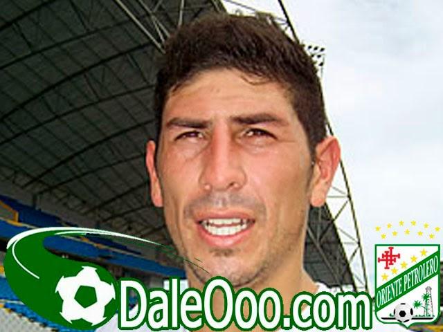 Oriente Petrolero - Sergio Almirón - DaleOoo.com sitio del Club Oriente Petrolero