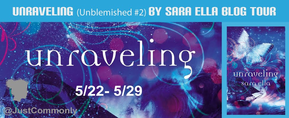 Unraveling Tour & Giveaway!