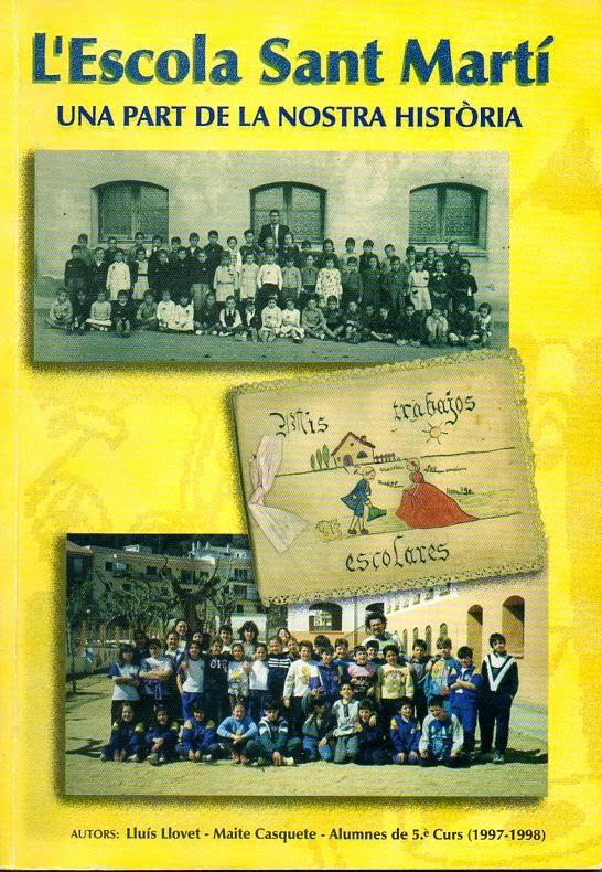 Escola Sant Martí d'Arenys de Munt