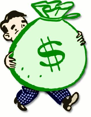 Uang dpt menyebabkan persatuan dan juga perpecahan.