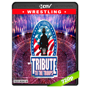 WWE Tribute to the Troops 21 12 2017 720p.HDTV Latino Ingles