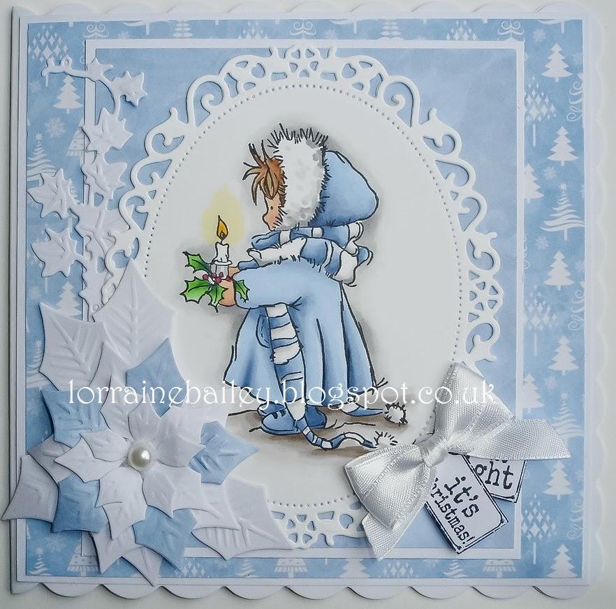Mrs b 39 s blog blue christmas at winter wonderland for Christmas layout ideas
