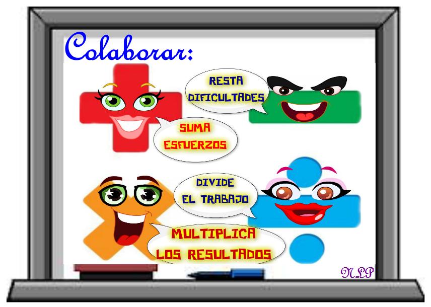 NOVIEMBRE: MES DE LA COLABORACIÓN