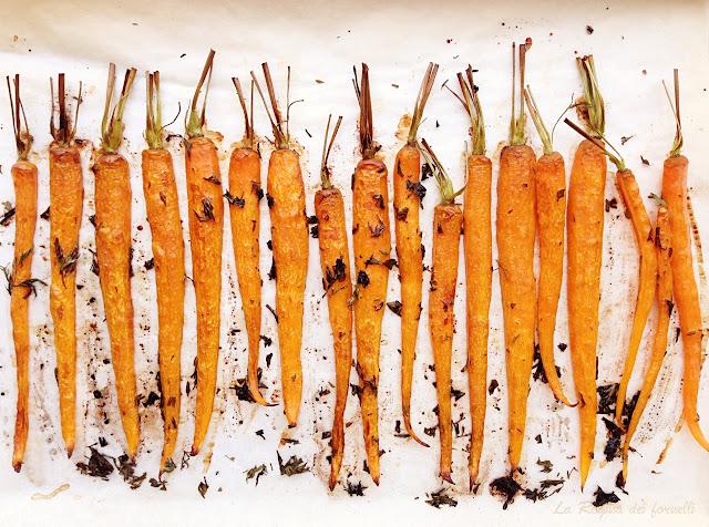carote col ciuffo ricetta