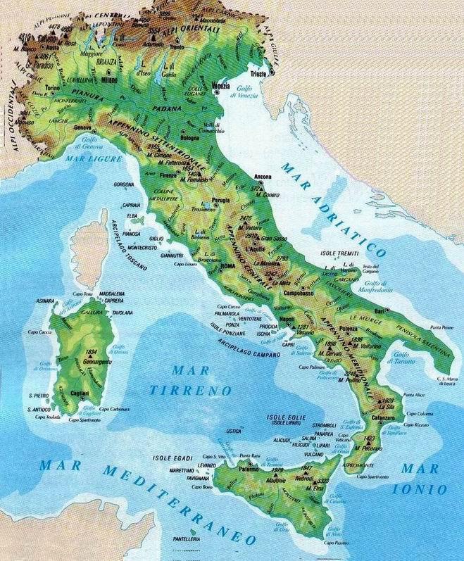 italia fisica L'economia reale dell'Italia negli ultimi 20 anni