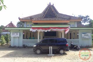 Aula Kantor Kecamatan Parang Magetan