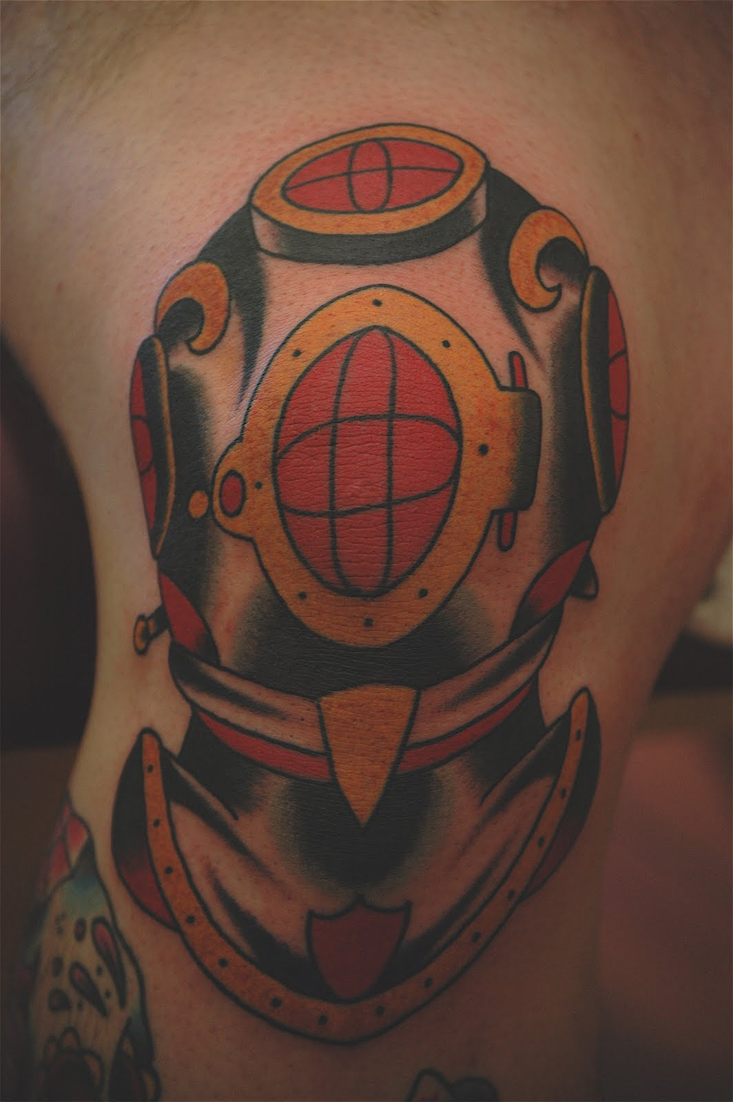 navy diver tattoo designs the image kid has it. Black Bedroom Furniture Sets. Home Design Ideas