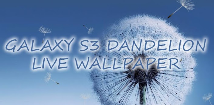Live Wallpaper LiveWallpaper Samsung Galaxy S3