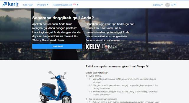 Standar Gaji yang Berlaku di Indonesia