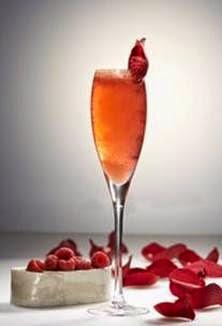 Hendricks Gin Sparkling cocktail
