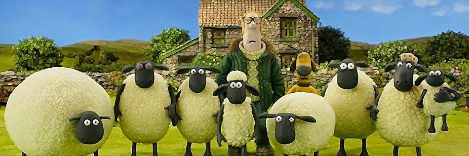 近期喜愛的電影:超級無敵羊咩咩之咩最勁