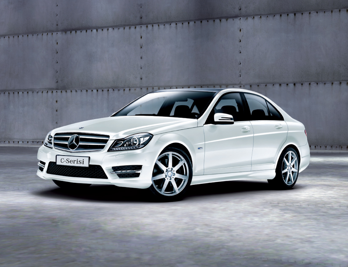 Petrolkafa'nın Garajı: İnceleme: Mercedes C180 Komp BlueEFFICIENCY
