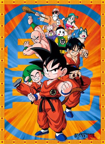 Dragon Ball (Serie Completa DVDRip Español Latino)