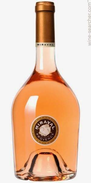 vino rosè provence bottiglia etichette packaging design francia celebrità naming ricerca