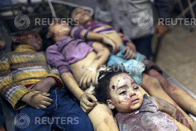 kanak-kanak terbunuh