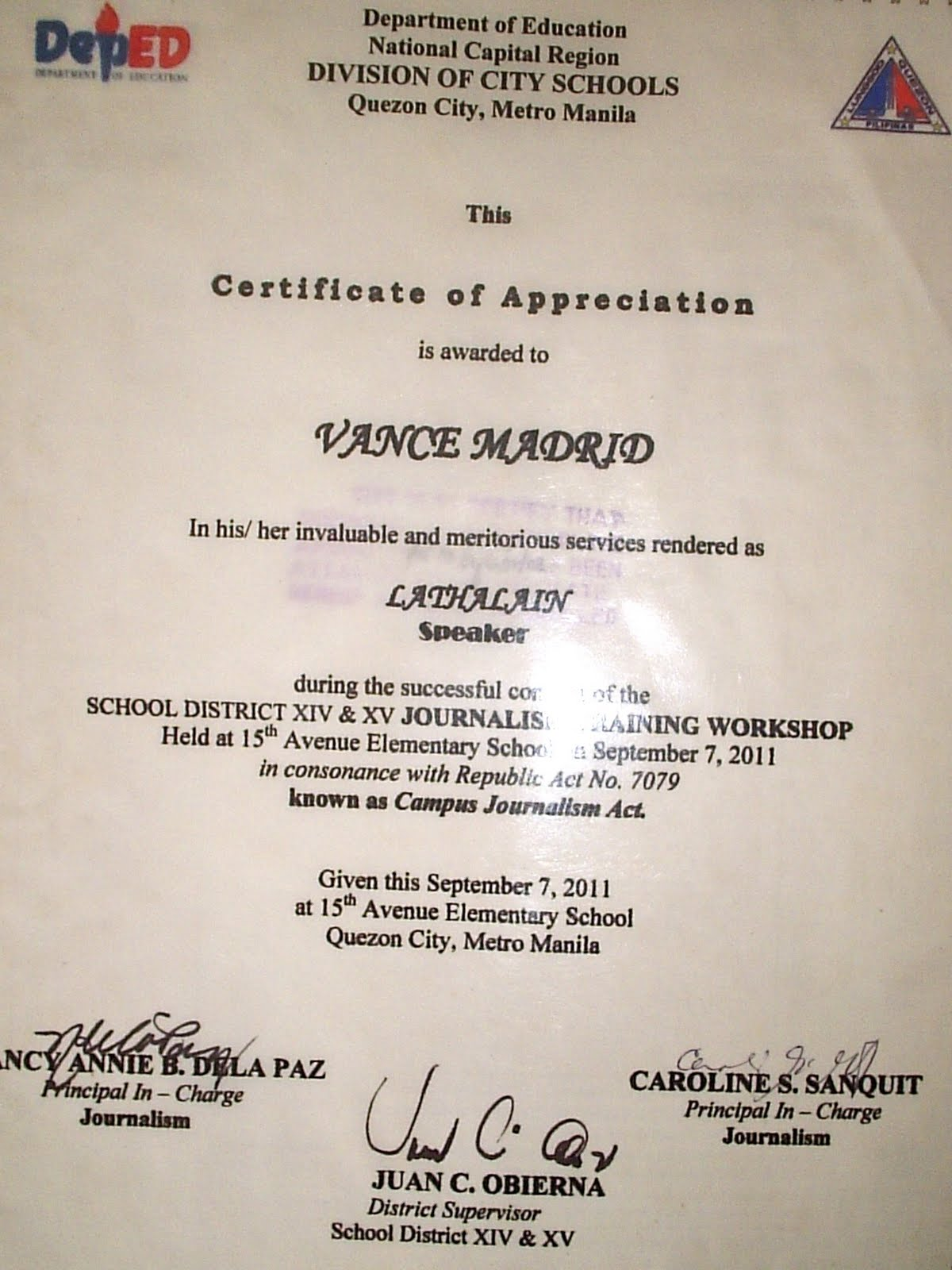 Dec 2010 . DATED: OCTOBER 2005. Revised February 2007. SUBJECT ...
