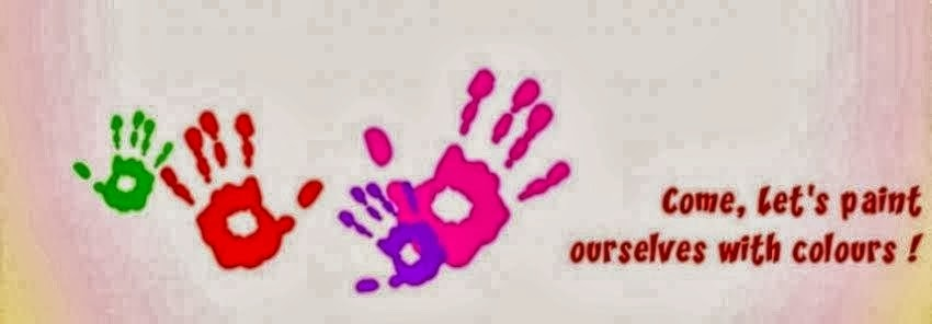 Facebook cover of holi dhuleti festival images