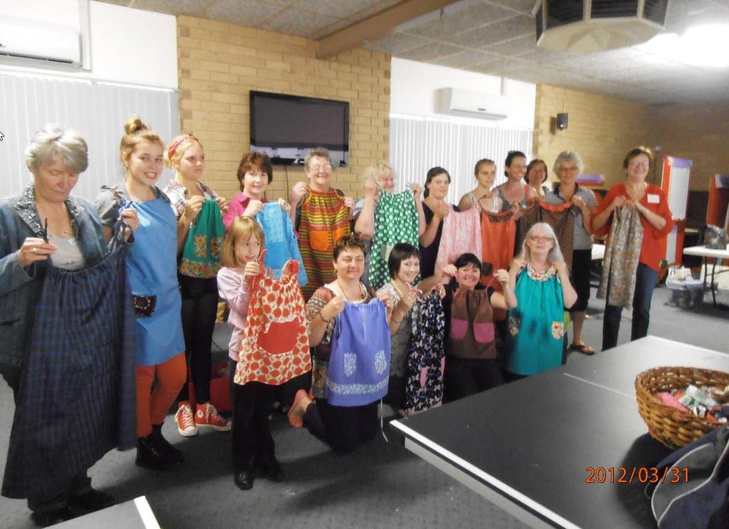 Ladies of Kapundah South Australia
