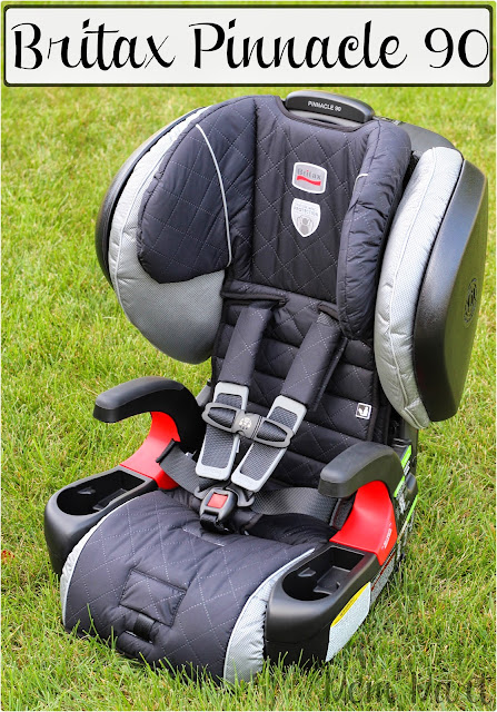 Britax Pinnacle 90 Car Seat #Review