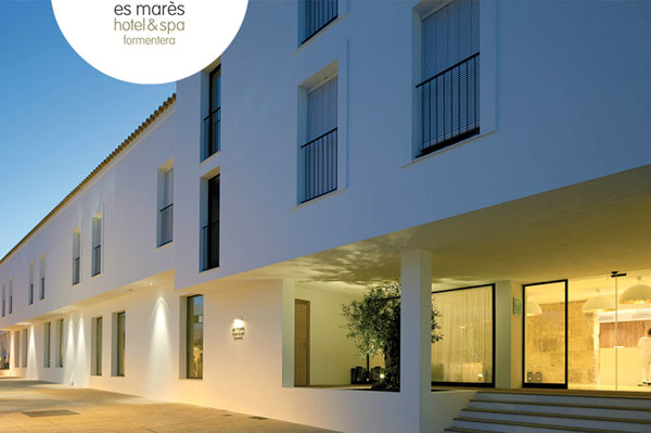 Hotel Es Marès - Formentera on Design and Fashion Recipes