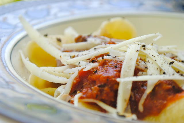 how to make bolognese pasta bake