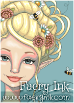 Faery Ink Etsy shop