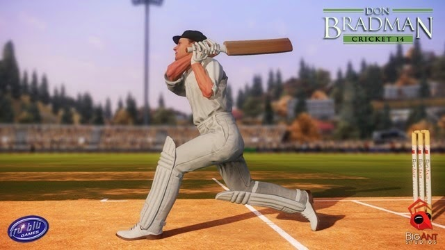 Download Don Bradman Cricket 14