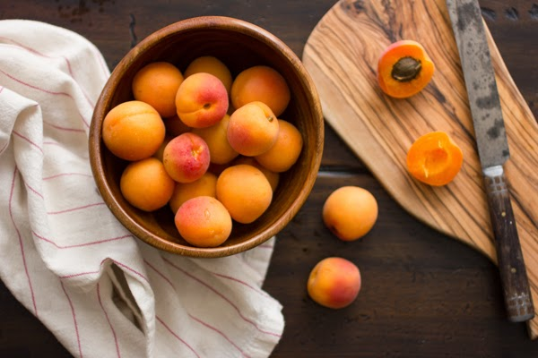 compared with peaches cherries and even plums apricots don t get much ...