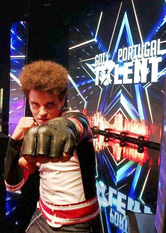RODRIGO «BURAQUINHO» VIEGAS NO GOLD TALENT PORTUGAL DE 3 DE ABRIL!