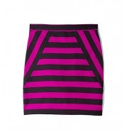 Marc Jacobs Scooter Stripe Skirt