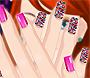 A manicure da Mary
