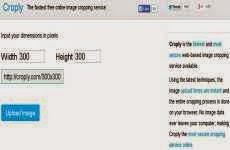 Croply: sitio para recortar fotos online de manera sencilla y gratuita