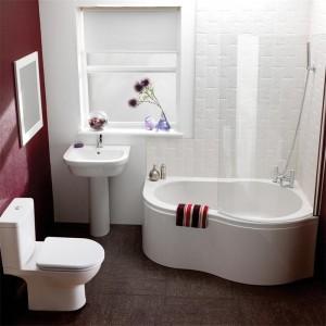 5 Giải pháp trang trí nội thất cho phòng tắm nhỏ