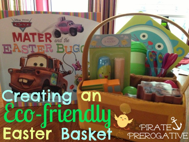 Some practical tips to eliminating Easter basket excess.