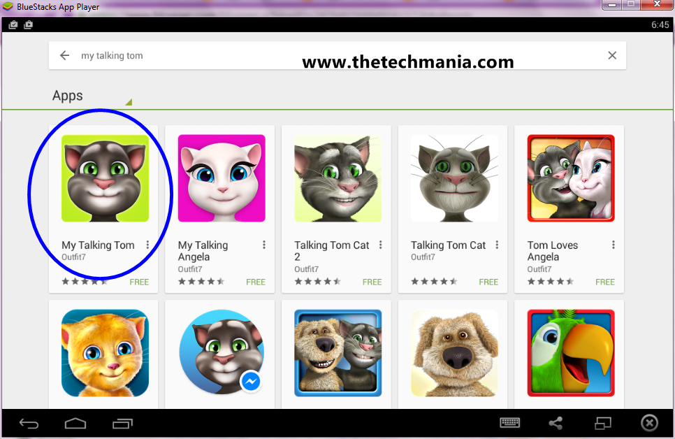 Talking Tom Cat 2 now available for Windows 8.1 and Windows Phone