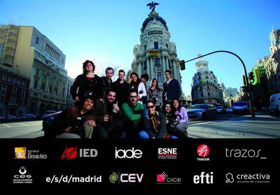 Escuelas de Diseño _ Madrid Diseño Vanguardia