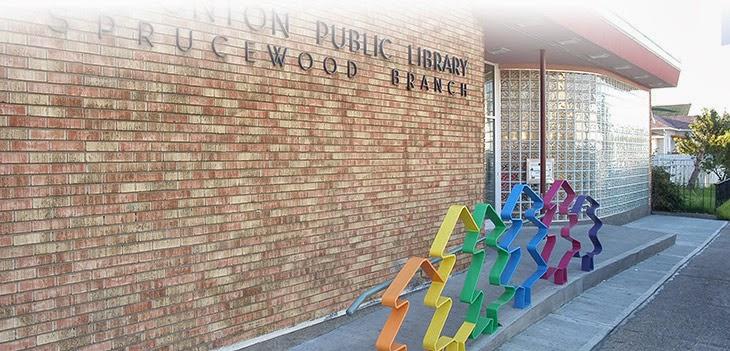 Program Room Sprucewood Library