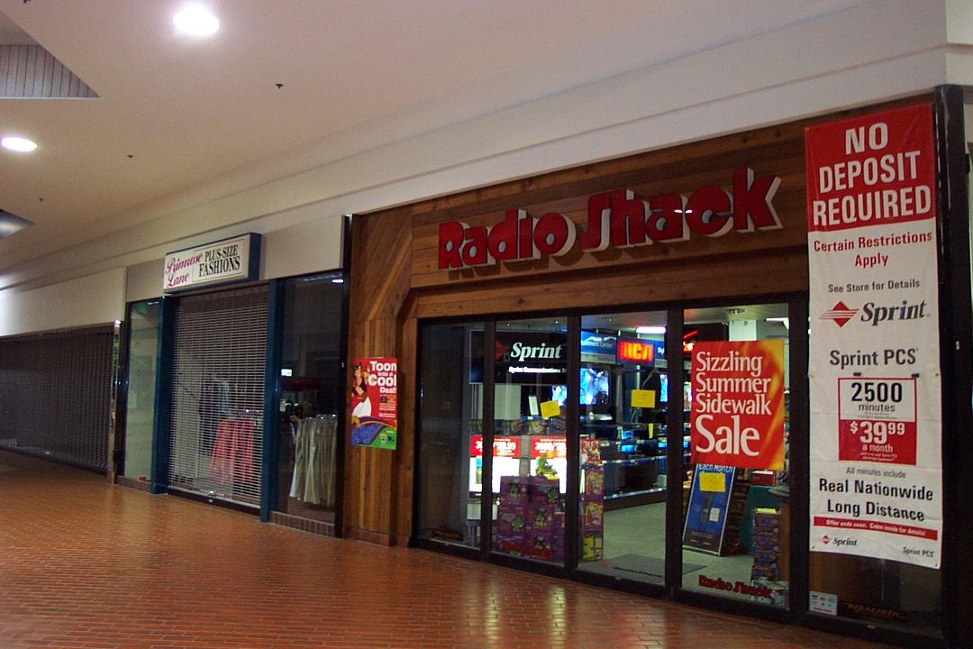 Mercer Mall Food Court