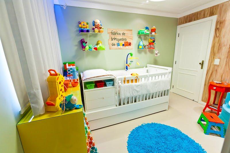 MARL Arquitetura & Decoração Quarto de Bebê