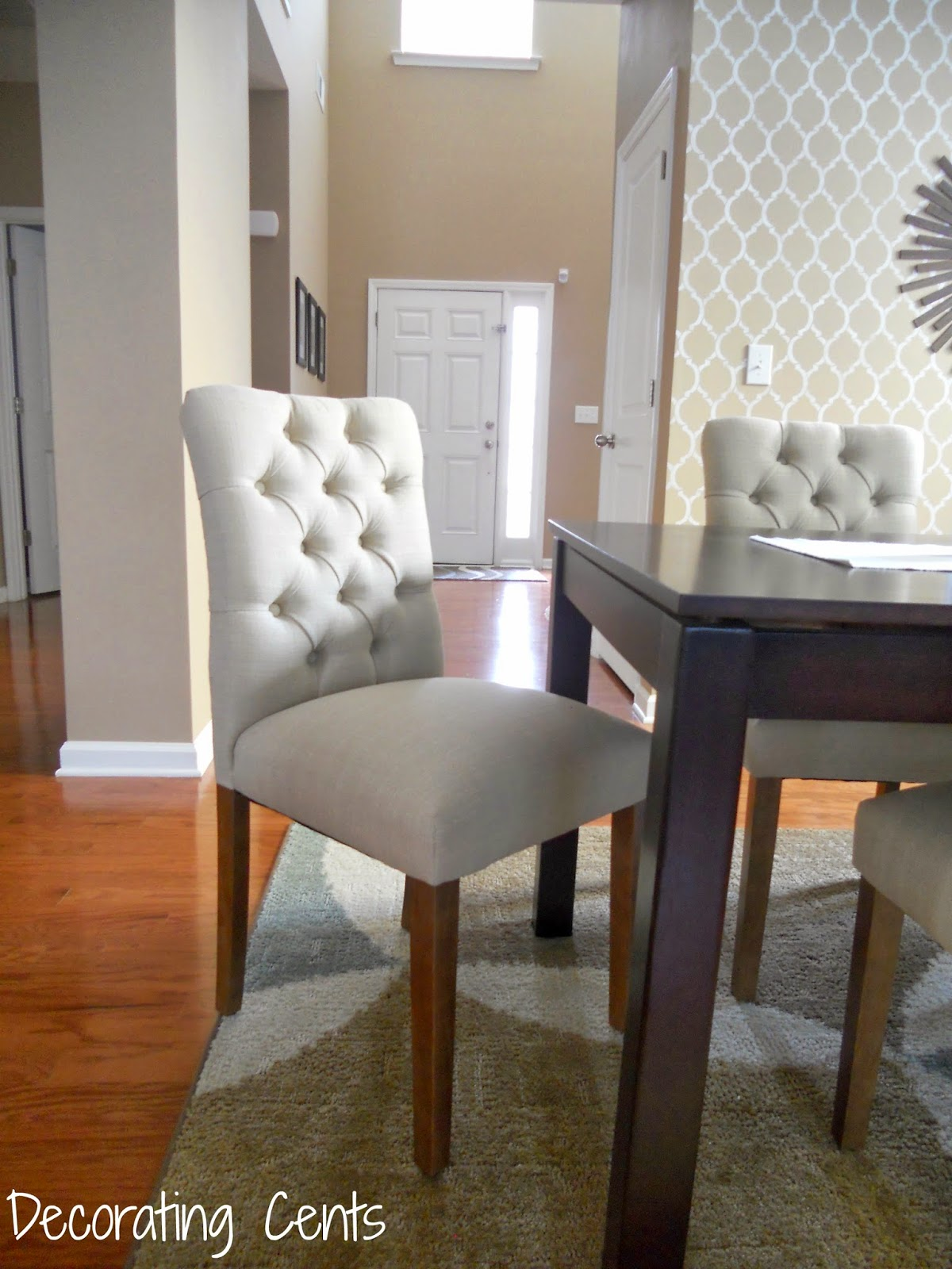 Monday, March 17, 2014 - Decorating Cents: New Dining Chairs