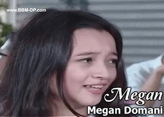 Foto Megan Domani sebagai Megan Di Anak Jalanan RCTI