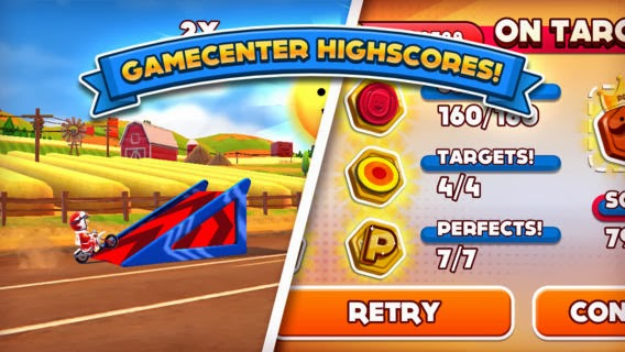 screenshot 4 Joe Danger v1.0.7