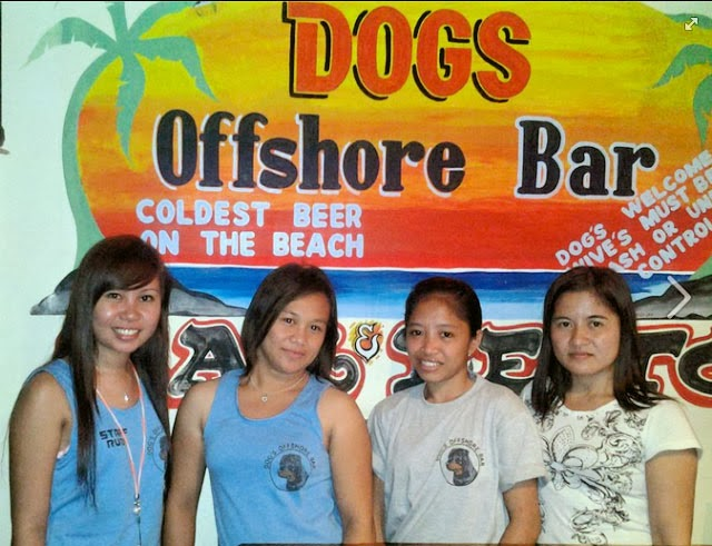 Dogs Offshore Bar